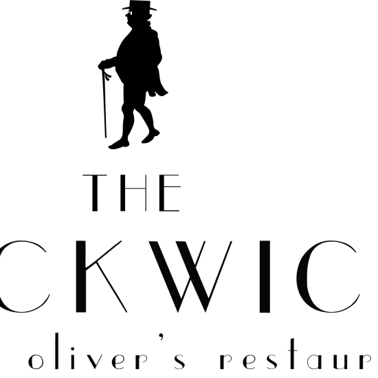 Pickwick Inn Padstow Logo Black
